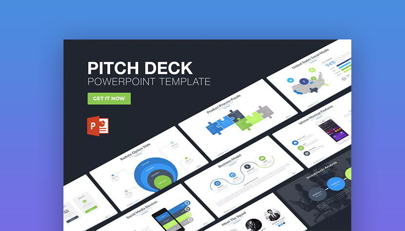 20 best pitch deck templates for business plan powerpoint hundreds of pitch deck powerpoint templates on envato elements wajeb Gallery