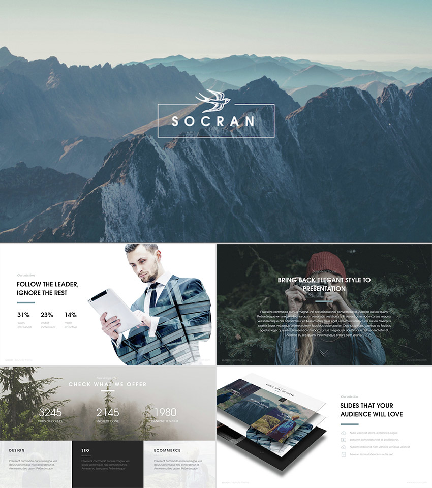25 Awesome Powerpoint Templates With Cool Ppt Designs Healthcare