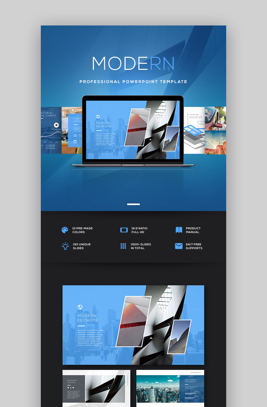 17+ best powerpoint template designs for 2017 | healthcare web, Modern powerpoint