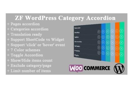 zf wordpress category