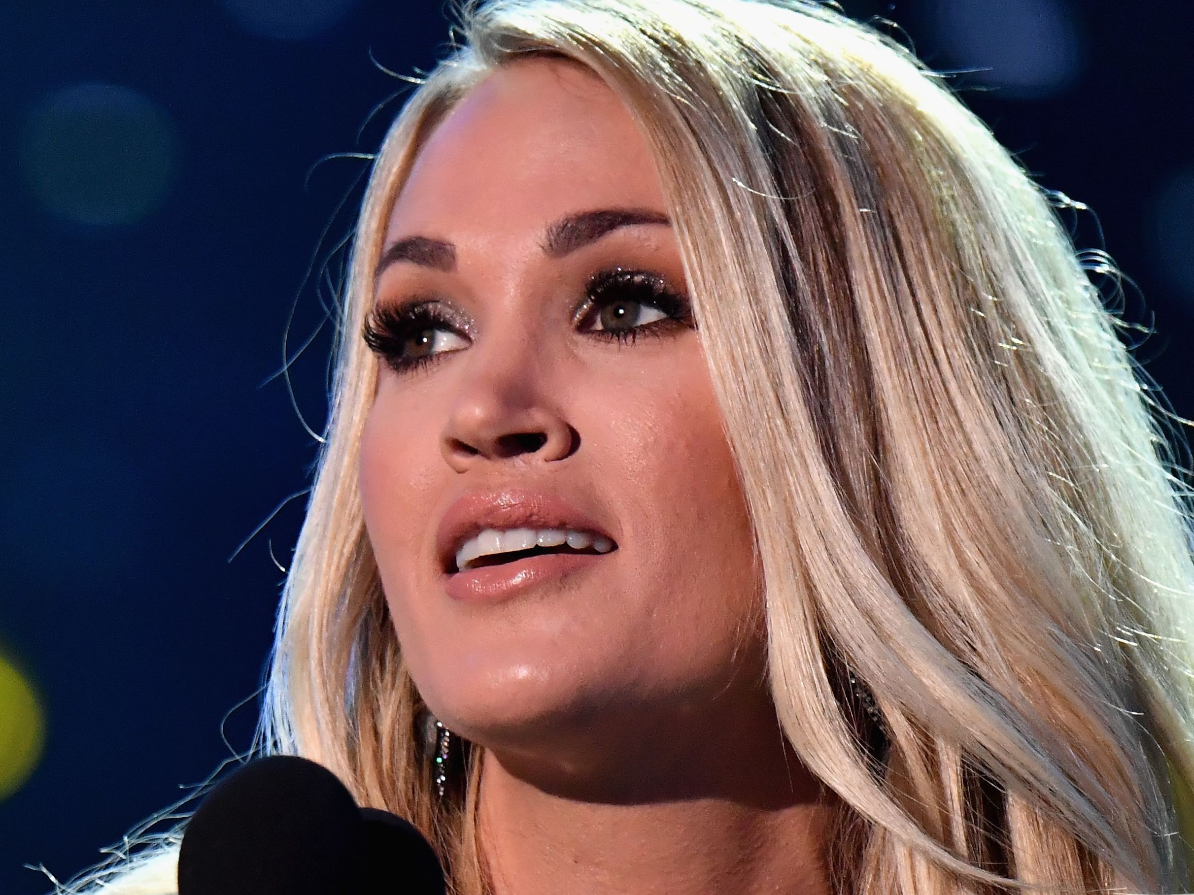 EXCLUSIVE  Carrie Underwood Talks Writing Party Songs for Women   CMT