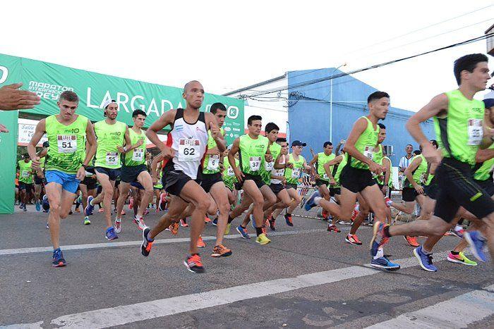 maratón reyes