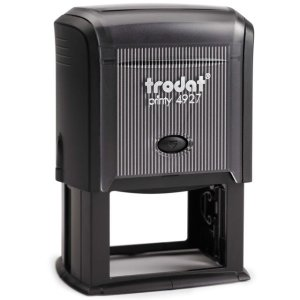 "trodat-printy-4927-1 Trodat Original Printy 4927 Custom Self-Inking Stamp (40 x 60 mm or 1-9/16 x 2-3/8"")"