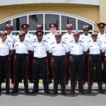 Second class of RCIPS recruits being trained