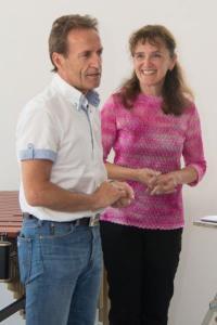 12, BM Hermann Acker mit Friederike Schleeh