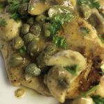 "Resources For New (or Wannabe) Vegans. And a ""Chicken"" Piccata Recipe"