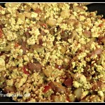 Tofu Scramble: It's What's For Dinner (and Breakfast)