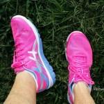 Feeling Electric! Asics Gel Electro33 Running Shoe Review