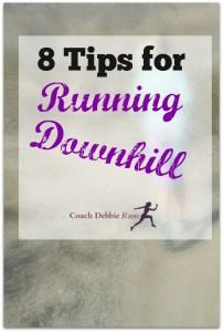 8 Tips for Running Downhill.