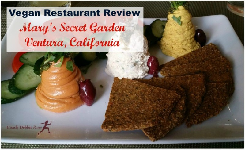 Marys Secret Garden Review. One of the most popular vegan restaurants in So. Cal, this little gem is tucked away in Ventura, a few blocks from Main St.
