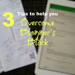 13 Tips to Help You Overcome Blogger's Block