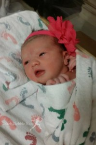 Welcome to the World Emma Marie, My Granddaughter