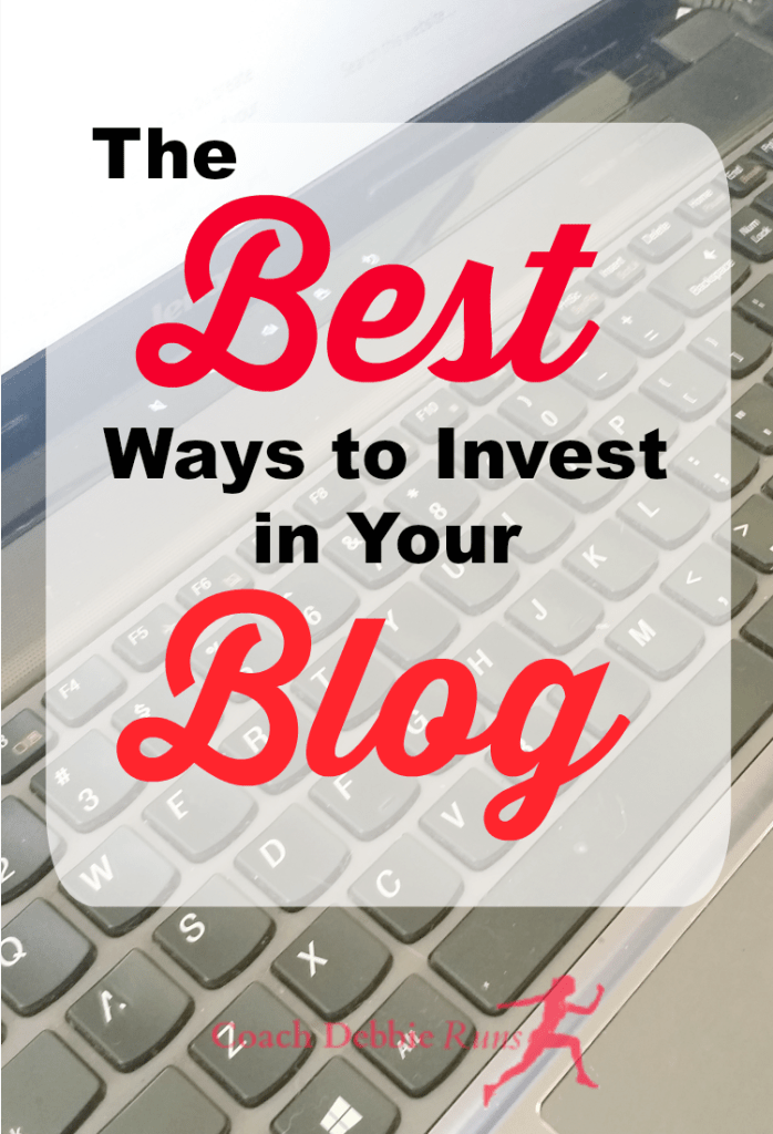 Here are the best ways to financially invest in your blog.