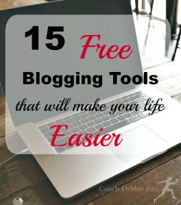 15 Free Blogging Tools that will make your life easier