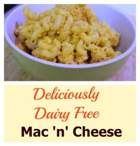 Meatless Monday Night Treat: Vegan Mac and Cheese Recipe