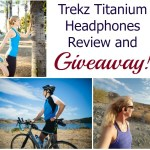Trekz Titanium Headphones Review and Giveaway!