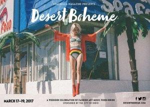 Desert Boheme @ Indio Performing Arts Center | Indio | California | United States