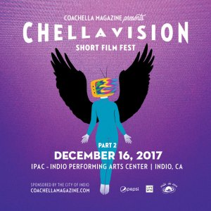 Chellavision Short Film Fest pt2 @ IPAC-Indio Perfroming Arts Center | Indio | California | United States