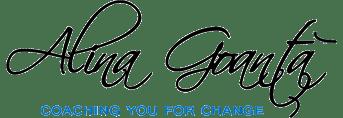 Alina Goanţă | Coaching for Change Logo