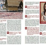 Interviu despre life coaching, International Coaching News