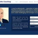 coach website example 2