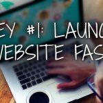 key1 launch website fast