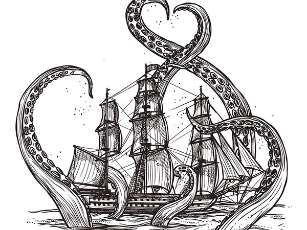 kraken attacks wordpress ship