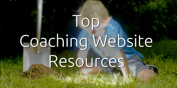 coaching website resources
