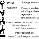 Register for next class now!