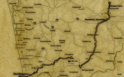 Mangalore and environs