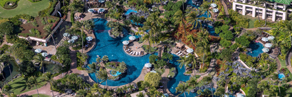 The Grand Hyatt Kaua'i - site of the 27th National Conference on Primary Health Care Access
