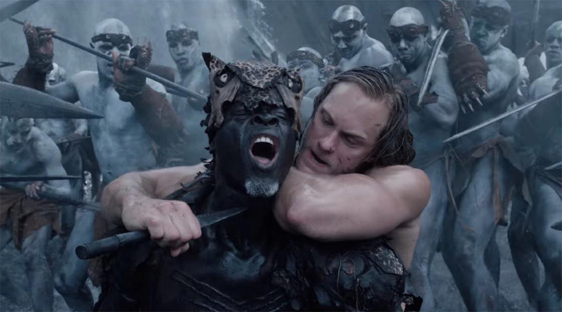 "Critica a ""The Legend of Tarzan"" (2016) de David Yates"