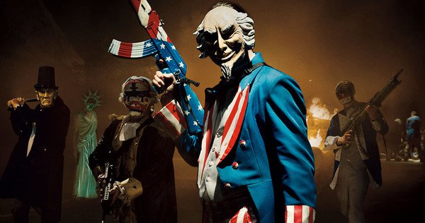 """Critica a """"The Purge: Election Year"""" (2016)"""