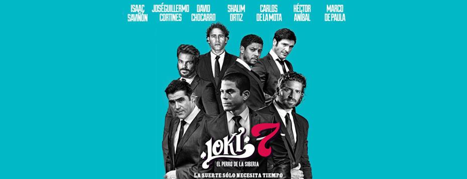 "Critica a ""Loki 7"" (2016) de Ernesto Alemany"