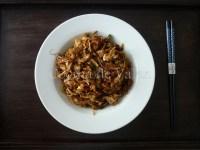 Cómo hacer arroz chino - Cocina de Valen