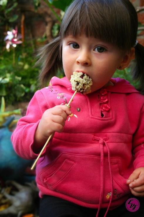 Bolitas energéticas de Quinoa