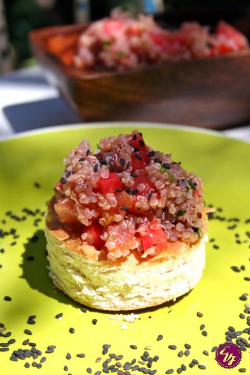 Pebre de quinoa
