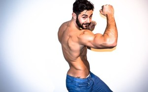 MAN CANDY: TOWIE's Charlie King Special!
