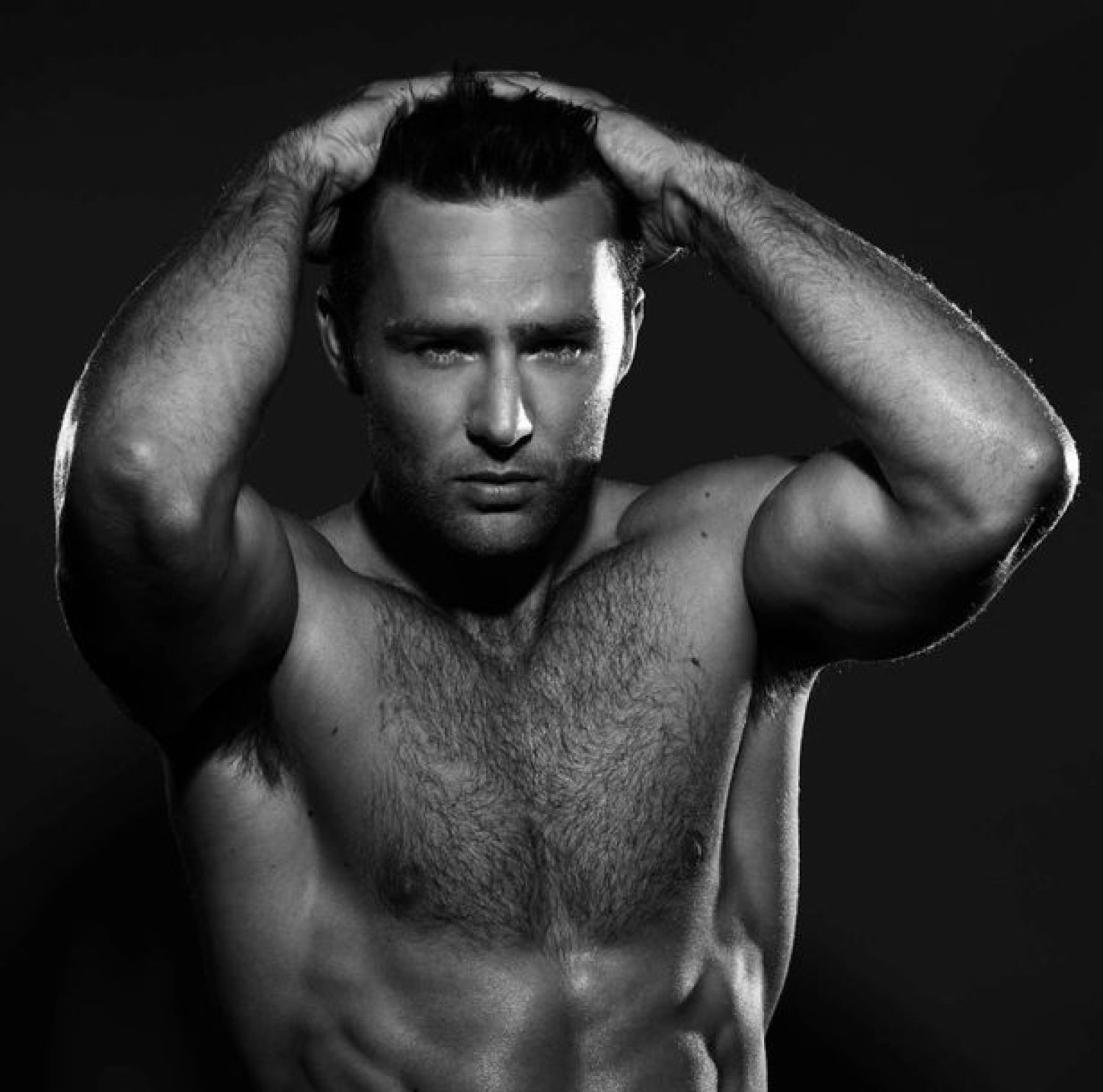 MAN CANDY: Were Totally Obfleshed With Harry Judd (And