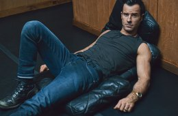 MAN CANDY: Justin Theroux's Butt And Bulge Demand Your Attention [NSFW-ish]
