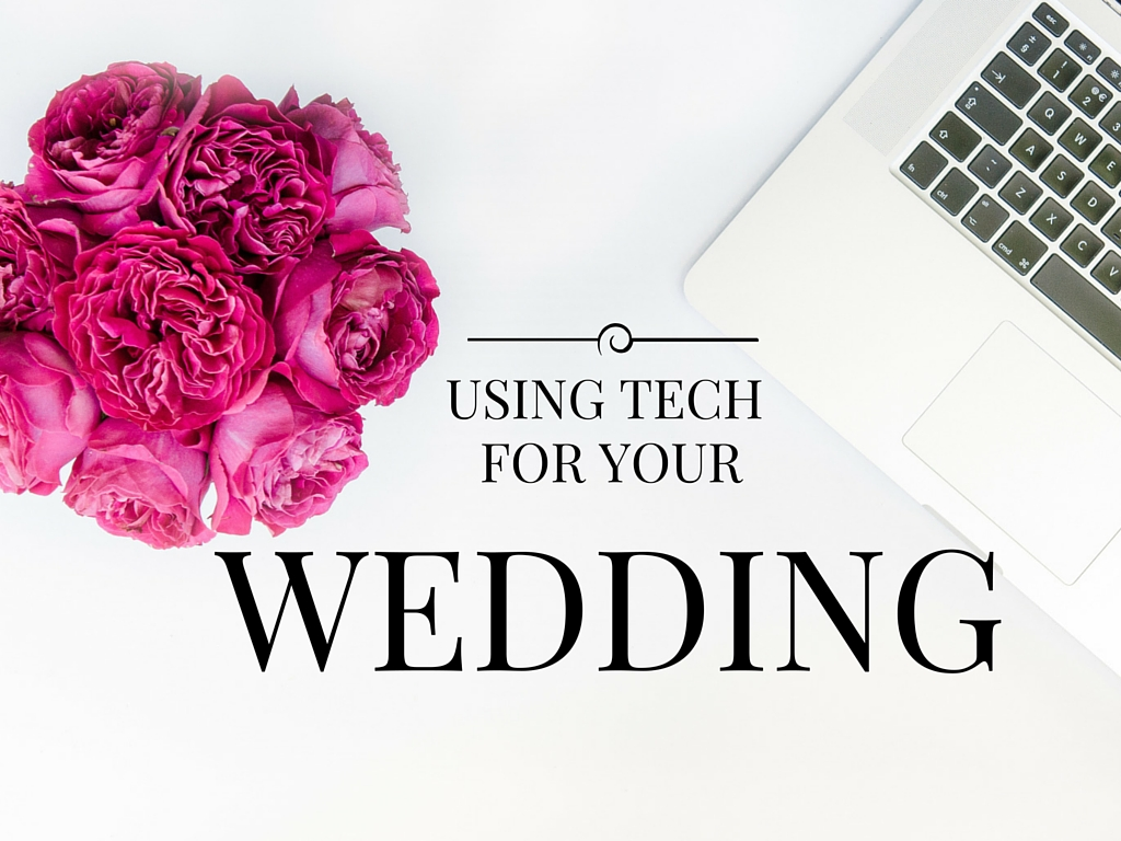 Wedding Planning Tech Apps Websites