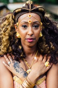 Ethiopian Wedding Savannah