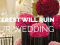 pinterest for weddings