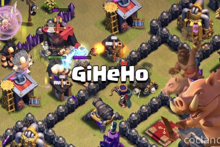 giheho strategy clash of clans