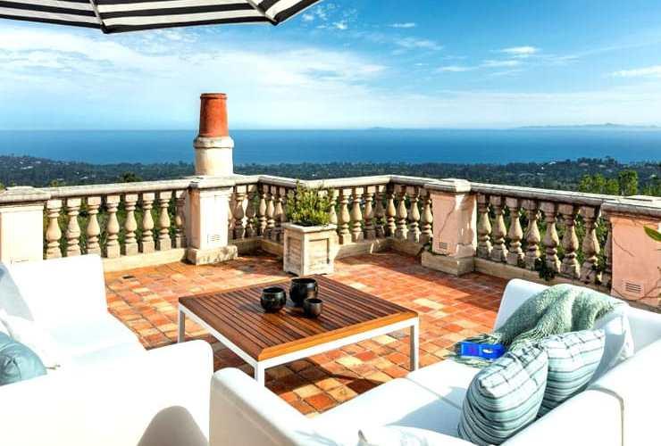 $29 Million Dollar Tuscan Home Tour – Montecito Marvel