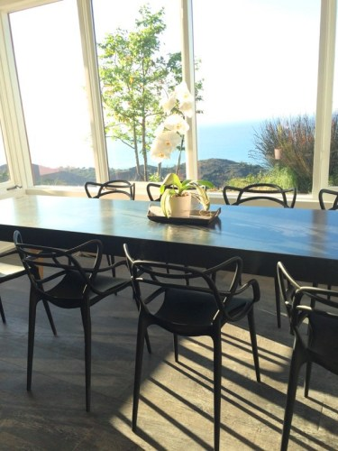 Philippe Starck Masters Chair – Our Malibu Home Update