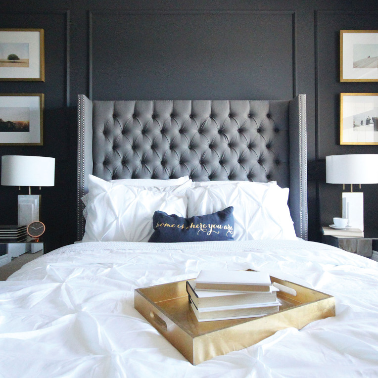 7 Nail Trimmed Headboards
