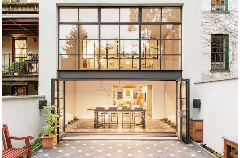 Stunning Steel Windows
