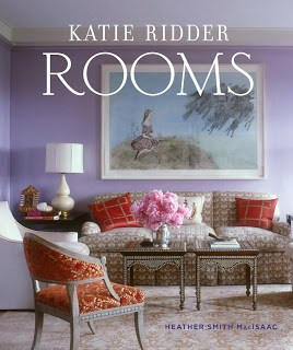 "Book cover of Katie Ridder's ""ROOMS"""