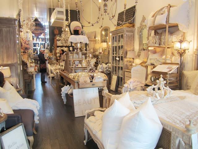 Inside Pom Pom Interiors' store
